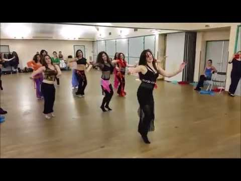 Ciya stage danse orientale à Orléans bellydance workshop france