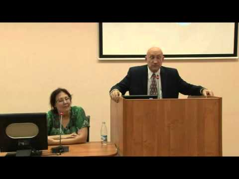 SPb Agrarian University lecture