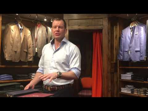 Hawkes Bespoke Outfitters   Suit Fabrics 101: Cotton