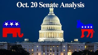2018 Midterms | In-Depth U.S. Senate Analysis of How the Republicans Will Keep The Senate