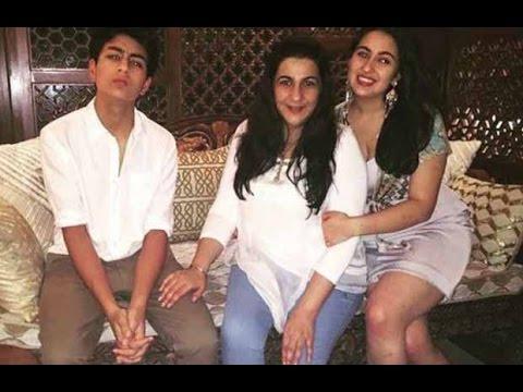 saif ali khan first wife and children photos ans rare seen ...