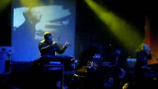 Apparat Organ Quartet live