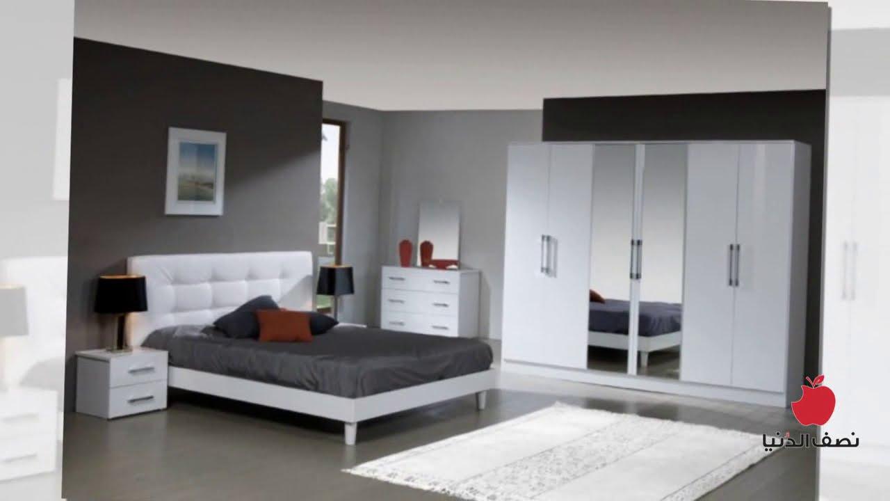 d209c3abaa169  أحدث ديكورات غرف النوم كبيرة - YouTube