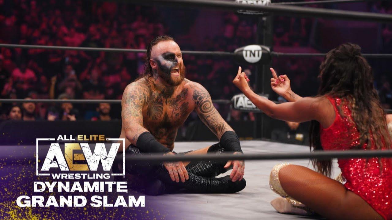 Does Malakai Black Have Cody Rhodes' Number? | AEW Dynamite Grand Slam, 9/22/21