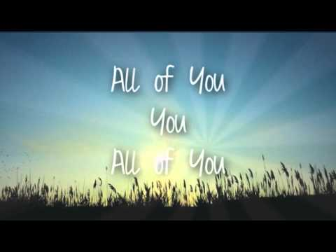 All of You - Colbie Caillat  - Lyrics on screen [full song]
