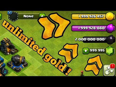 (2019) How To Download Clash Of Clans Private Server With Unlimited Gold And Gems