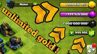 (2019) How to download a clash of clans private server with unlimited gold and gems