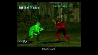 TEKKEN 3 - DR BOSKONOVITCH - secret moves