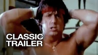 Rocky II Official Trailer #1 - Burgess Meredith Movie (1979) HD