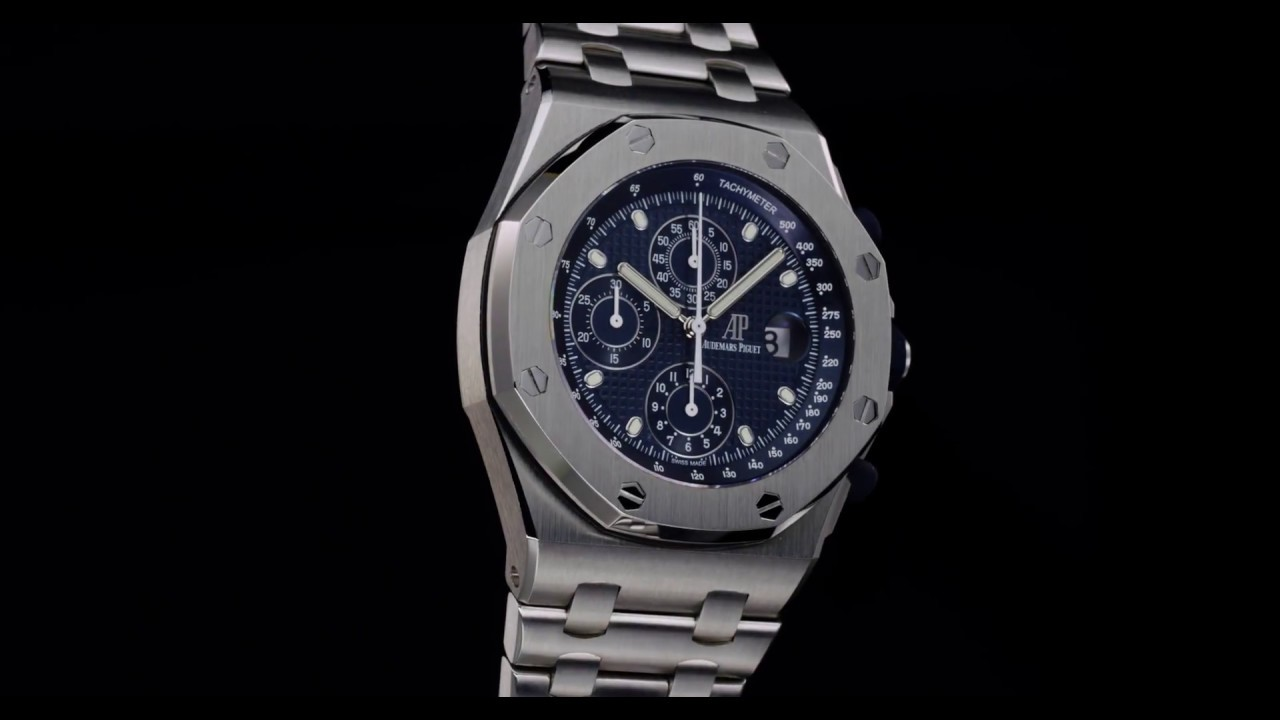 royal oak offshore 2018 reedition audemars piguet youtube On royal oak offshore n7243