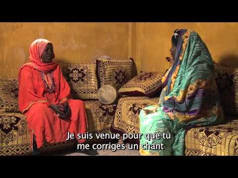 50 ans 50 femmes, Fatima Dahmani chanteuse d'Ahellil à Timimoun, Portrait N°7