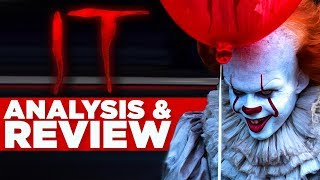 IT Review - How It Redefines Fear (IT Movie 2017)