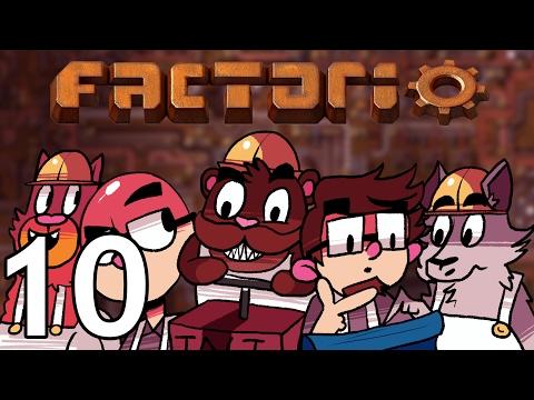 Factorio  - Season Two  - Episode 10 [Roster]