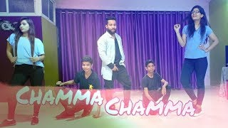 Chamma Chamma | Best Dance Choreography | Step-Up Dance Academy Dhar MP