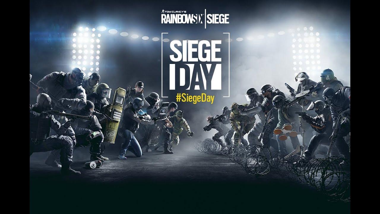 Siege Day