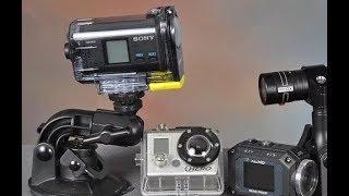 Какую камеру покупать GoPro 5 или экшн камера Sony