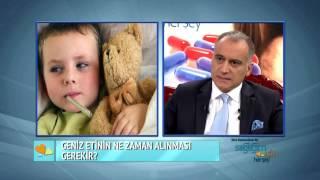 Çocuklarda Geniz Eti Ameliyatında Plasma Yöntemi