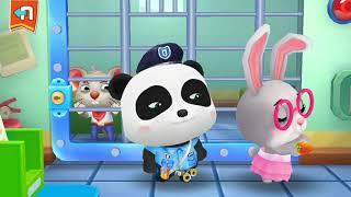 #Babybus / Babybus Polisi Bayi Panda Bahasa Indonesia #GameAnak screenshot 2