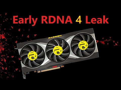 AMD RDNA 4 Early Leak: Putting 2024 Performance & Pricing in Perspective