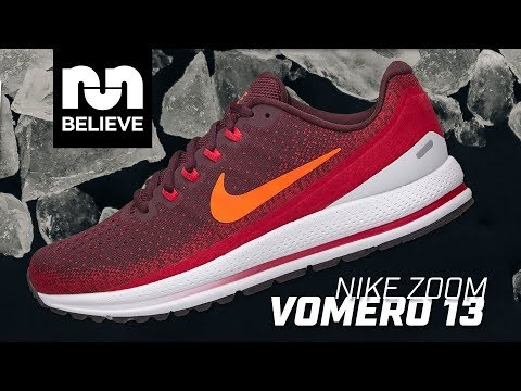 Nike Zoom Vomero 13 Performance Review