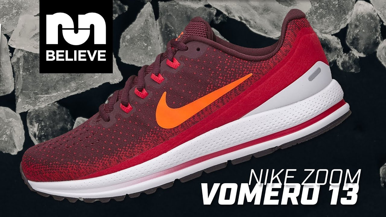 b0c05e867c77 Nike Zoom Vomero 13 Performance Review - YouTube