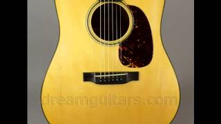 Baixar 2006/7 Collings D1A Varnish Mahogany/Adirondack at Dream Guitars