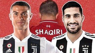 Yeni Transferler 2018 Ronaldo, Alisson, Shaqiri