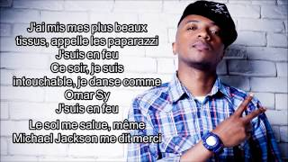 Soprano - En feu ( Lyrics )