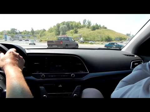 Hyundai Elantra COMFORT 2.0 MPI 6AT 2016 Тест драйв