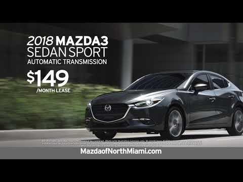 Mazda Of North Miami Mazda3 Specials
