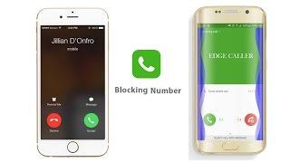វិធីងាយៗ Blocking លេខទូរសព្ទ័មិនអោយ Call ចូល ជាមួយ iPhone និង Andriod
