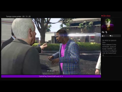 Grand theft auto V GamePlay Mision: Solomon Richard