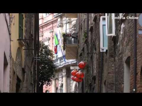 Perugia - Centro Storico In HD
