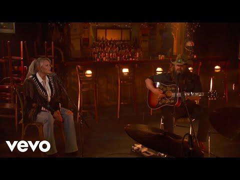 Смотреть клип Chris Stapleton, Miranda Lambert - Maggies Song