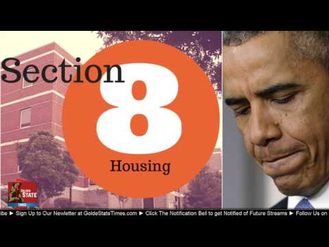 Ben Carson's HUD to Shut Down Obama's Illegal Section 8 Grant System!