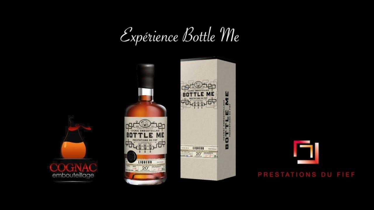 Cognac Embouteillage Bottle Me