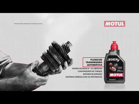 Anúncio - Motul - Lubrificantes - Trasmissão - Automática - Manual - Carros