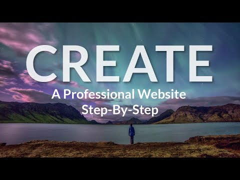 How To Make A WordPress Website Step By Step For Beginners 2018