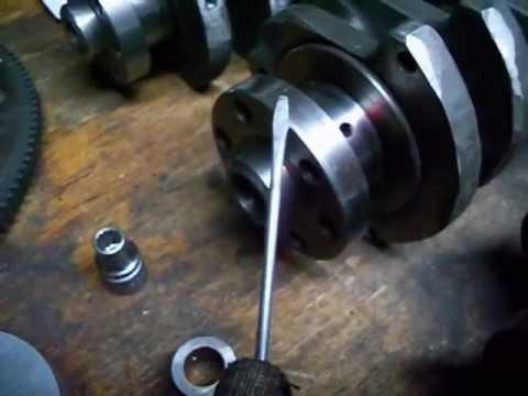 Теория ДВС: 2,0 литра на блоке ВАЗ 21083, поршень 82.. 83 мм