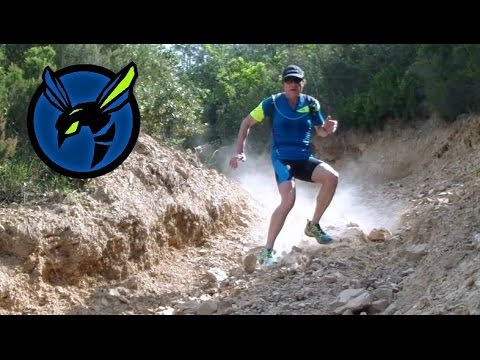 Downhill-run Blue Hornet- Trekking Alassio