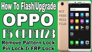 Oppo Cph1723 Pattern