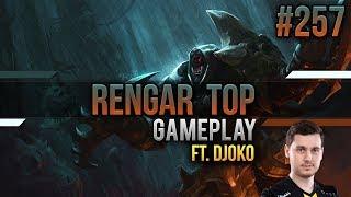 Rengar (Top): Matchup Lernen! ft Vit Djoko #257 [Lets Play] [League of Legends] [German / Deutsch]