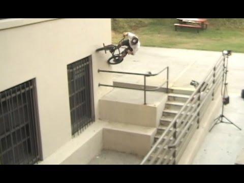 BMX - TY MORROW IN THE DEADLINE DVD