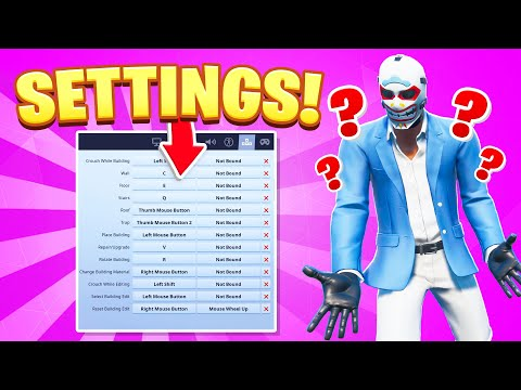 The Fortnite Settings That Changed My Life (Keybinds & Sensitivity)