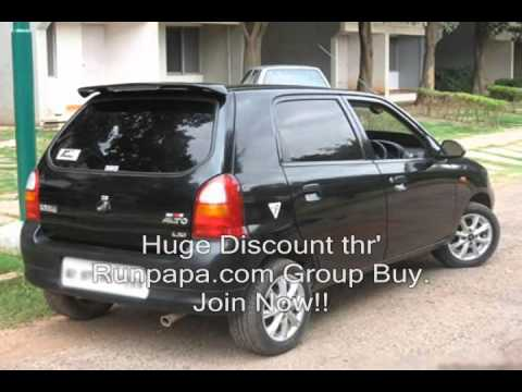maruti suzuki alto details maruti suzuki alto accessories youtube. Black Bedroom Furniture Sets. Home Design Ideas