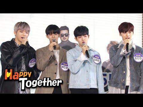 "Wanna one - ""Last Dance""(BigBang) Cover [Happy Together Ep 532]"