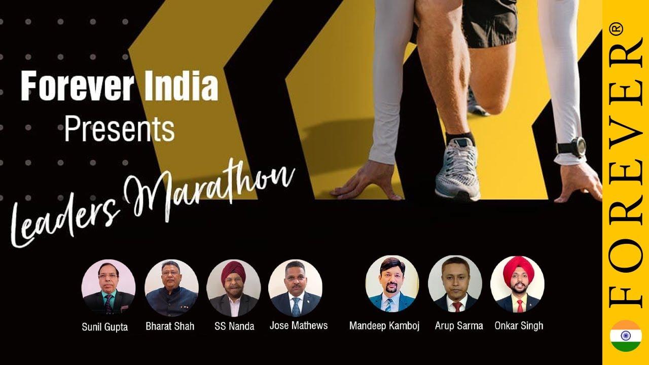 Leader's Marathon | Forever Living India
