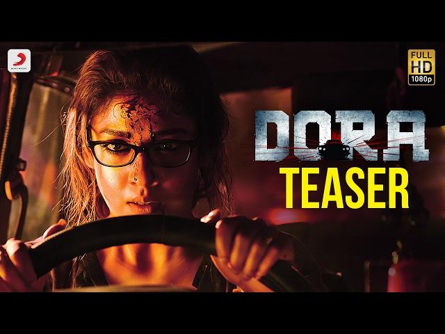 Dora - Official Tamil Teaser | Nayanthara | Vivek - Mervin | Doss Ramasamy