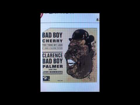 """Cherry -  Clarence """"Bad Boy"""" Palmer And The Jive Bombers -  Savoy 1515 - 1957"""