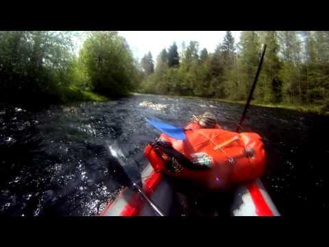 ловля хариуса на реках в вологодской области